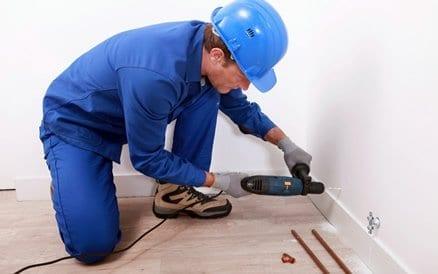 Extra radiatoren aanleggen behoort ook tot de werkzaamheden van de gespecialiseerde verwarming loodgieter.
