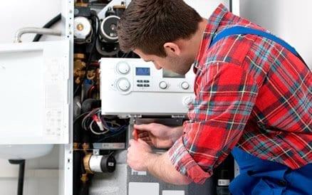 CV-ketel vervangen behoort ook tot de werkzaamheden van de gespecialiseerde verwarming loodgieter.